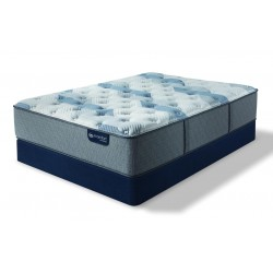 Blue Fusion 200 Plush iComfort Hybrid Mattress