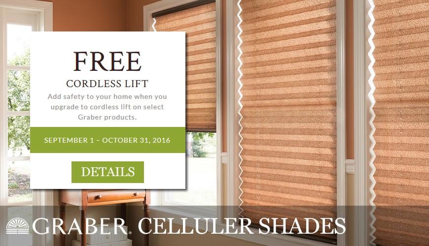 Graber Window Shade Sale