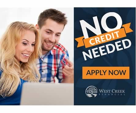 No-Credit Needed Financing