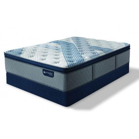 Blue Fusion 1000 Plush Pillow Top