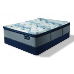 Blue Fusion 300 iComfort Hybrid Plush Pillow Top