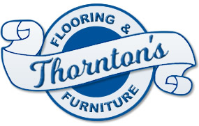 Thornton's Flooring, Furniture and Sleep Shop Logo